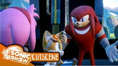 "NEW! Sonic Boom Cutscene ""Amy and Sonic""  AHHH I FOUND A BETTER QUALITY CUTSCENE!!! THANK YOU SONIC SHOW!!!!"