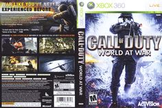 Call Of Duty World, Xbox 360, Wwii, Games, World War Ii, Gaming, Plays, Game, Toys