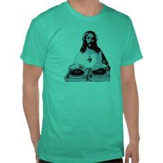 DJ Jesus t-shirt