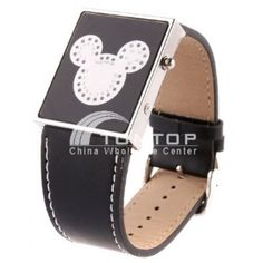 Digital Date 33 LEDs Men Lady Wristwatch Wrist Watch by AHMET --- http://www.amazon.com/Digital-Wristwatch-Wrist-Watch-AHMET/dp/B00CYT1LV2/?tag=shiningmoonpr-20