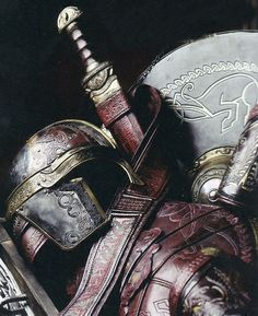 ~ Gird your sword on your side, you mighty one;     clothe yourself with splendor and majesty. Frank Zhang