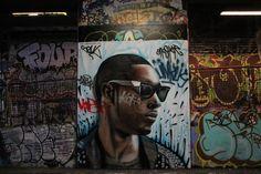 London Banksy Tunnel