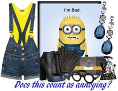 I wanna be a minion!