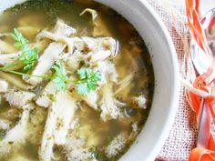 flaczki, domowa zupa, obiad, wołowina Ethnic Recipes, Food, Essen, Meals, Yemek, Eten
