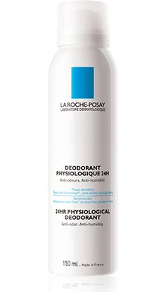 Desodorante Fisiológico 24hr* packshot from Desodorantes, by La Roche-Posay