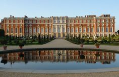 Probably one of the most beautiful buildings I have ever seen. Hampton Court Palace in England