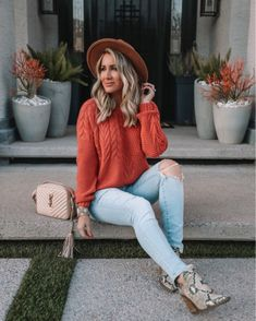 Everyday Affordable Fashion Ideas for Women Fall Fashion Outfits, Spring Outfits, Autumn Fashion, Casual Outfits, Spring Fashion, Style Fashion, Fashion Ideas, Mom Style, Style Blog