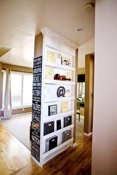 shelves for cookbooks?