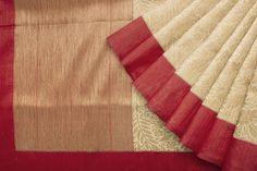 Benarasi Tussar Silk
