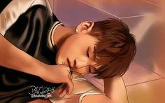 Baekho NU'EST Fanart byBiaLobo #Baekho #NUEST #nuestbaekho #baekhonuest #pledisnuest #pledis #pledisentertainment #pledisboys #kpop #kpopfanart #fanartnuest #fanart #sketch #sketchbook #wallpaper #koreanfanarts #korea #lovepain #wallpaperiphone
