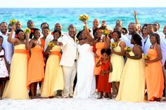 Destin and Panama City Beach Destination Wedding Packages
