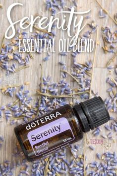 Serenity Essential Oil Blend is an incredible oil for helping your family relax and get a better night's rest. Check out all the ways to use it here!