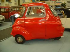 Scootacar~~~~~~~ Only 230 Scootacars were produced