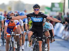 Eddy's first win of the season at the Volta ao Algarve