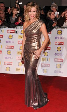Amanda Holden At The Ultimate Women Awards, 2012