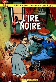 Les Aventures de Tintin - Album Imaginaire - L'Ire Noire