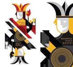Elemental Deck of Cards | Paragon
