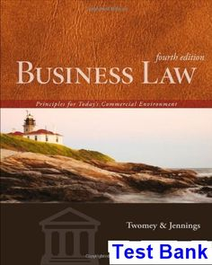 Business statistics communicating with numbers 2nd edition test test bank for business law principles for todays commercial environment 4th edition by twomey fandeluxe Images