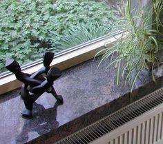 Unsere Granit Fensterbänke stehen in jeder Hinsicht für langfristige und beste Qualität.   http://www.granit-naturstein-marmor.de/granit-fensterbaenke-dekorative-fensterbaenke