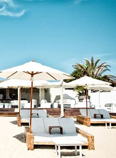 Beste beachclubs Ibiza: El Chiringuito
