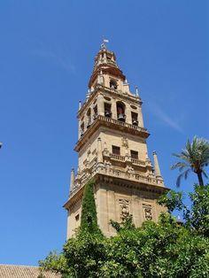 Tower of the Mezquita, Cordoba, Spain