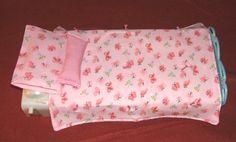 Make Your Own Barbie Doll Blanket Set