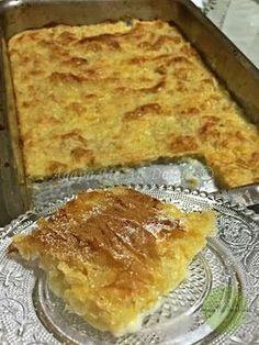 Greek Sweets, Greek Desserts, Greek Recipes, Desert Recipes, Fun Desserts, Cookbook Recipes, Cooking Recipes, Cooking Ideas, Greek Cookies