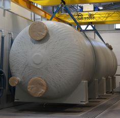 Desalination sand filter by poltank