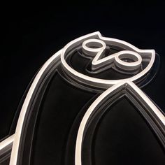 """""""OVO Owl"""" is the must-have neon sign for all fans of OVO, the famous brand of the rapper Drake. Choose the color sign and size of your OVO LED Neon Sign.  The neon light comes with a dimmer and remote control.  It has a dimming function, timer, and party mode.  SIZES:   14 x 17"""" - (35 x 43 cm) 21 x 25.5"""" - (53 x 65 cm) Ovo Logo, Hypebeast Brands, Drake Music Video, Drake Ovo, Aubrey Drake, Octobers Very Own, Hotline Bling, God's Plan, In My Feelings"""