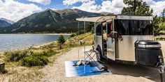 Airstream Basecamp - Lightweight Airstream Trailer