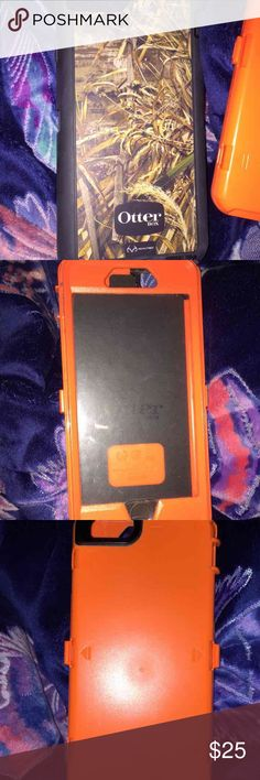iPhone 6 otter box iPhone 6 otter box (realtree) Used only for a month so in perfect condition.Just getting rid of because I got a new one.Asking $25 or best offer.:) Accessories Phone Cases