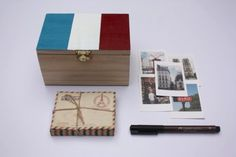 Memory Box from Khali Whatley voor de meiden een aantal boxen voor bepaalde tijd herinneringen houdt het beperkt en overzichtelijk