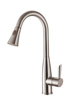 Ruvati RVF1228ST Pullout Spray Kitchen Faucet - Stainless Steel Ruvati http://www.amazon.com/dp/B00BGSNLZG/ref=cm_sw_r_pi_dp_cre2tb1SF4SS70W6