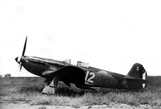 World War II. Yakovlev 'Yak 3' Soviet fighter from the 'Normandy-Niemen' squadron. Pin by Paolo Marzioli