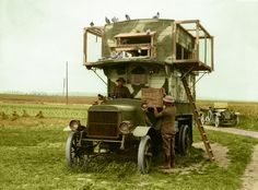 Black And White Photos From The First World War, Now In Color