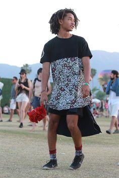 """Jaden Smith """"Music never sleeps: Coachella"""""""