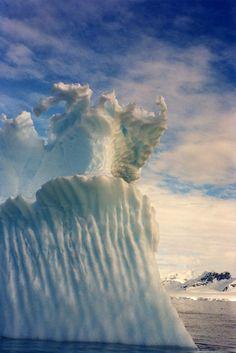 """Iceberg 4"" by Ann Tuck.  Print available at ImageKind.com"