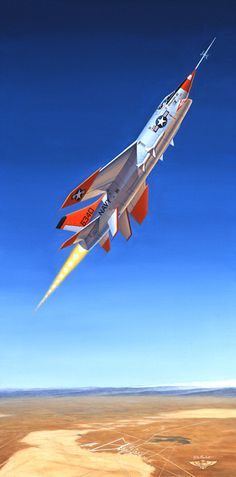 Super Crusader XF8 U3 by Mike Machat. Available as Litho. http://www.mikemachat.com