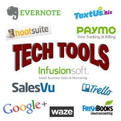 12 Great Tech Tools for Business http://atmr.ch/8T9l