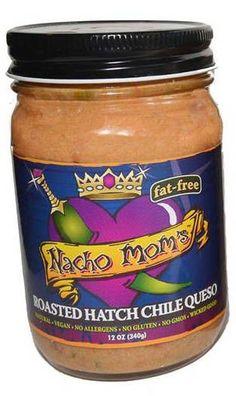 Nacho Mom's Roasted Hatch Chili Vegan Queso