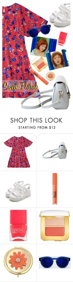 """Another Tuesday"" by elliewriter ❤ liked on Polyvore featuring Too Faced Cosmetics, Tom Ford and Liz Claiborne"