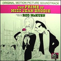 """The Prime Of Miss Jean Brodie"" (1969, 20th Century Fox).  Music from the movie soundtrack."
