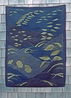 """""""Lucy"""" The Rhythms of Julia Mitchell's Tapestries – Gallery 2 « American Tapestry Alliance"""