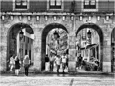 3531-Praza de Maria Pita (Coruña) Samsung Digital Camera, Pita, Painting, Architecture, Painting Art, Paintings, Painted Canvas, Drawings