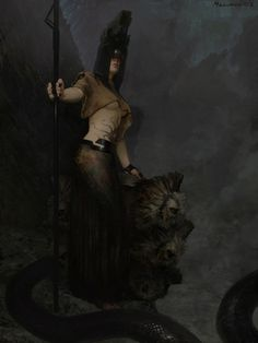 Athena by mazurkin