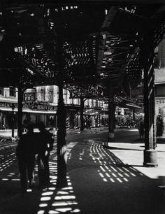 Manhattan 1936 Photo: Berenice Abbott