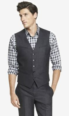 This Color Vest (Hunter) and Pants (ALL) EXPRESS