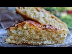 The best greek-feta pie Kai, Macedonian Food, Greek Recipes, Cooking Time, Feta, Gourmet Recipes, Nutella, Banana Bread, Macaroni And Cheese