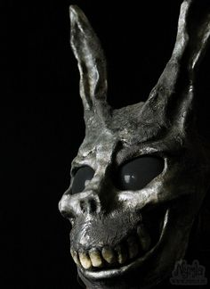 Donnie Darko Frank Inspired Mask - Halloween Costume Bunny Rabbit Scary Creepy