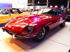 Jaguar Type E Series I Coupé 1967